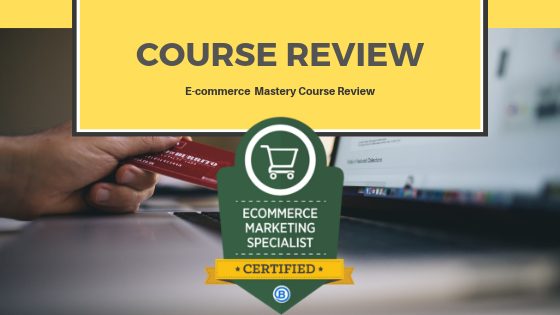 What should you look into e-commerce course before buying.
